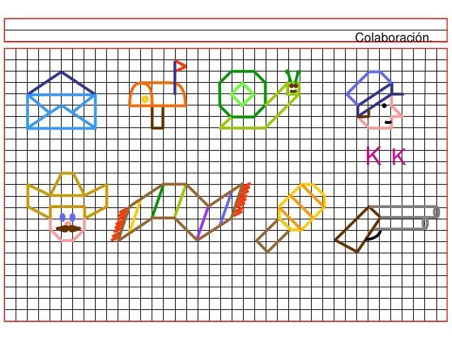Dibujos en cuadriculas c02 | Cuadriculas | Pinterest
