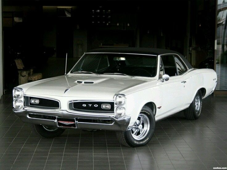 Whole Lotta Led Pontiac Gto Classic Cars Muscle Cars