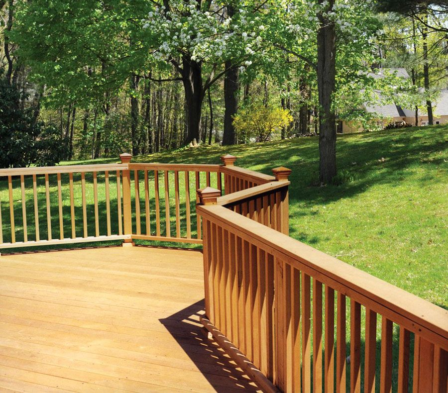 Port Orford White Cedar Decking Decks And Porches Cedar Deck Deck