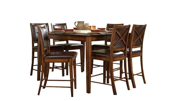 Slumberland Furniture  Maxton Collection  Dining Set Captivating Slumberland Dining Room Sets Design Decoration