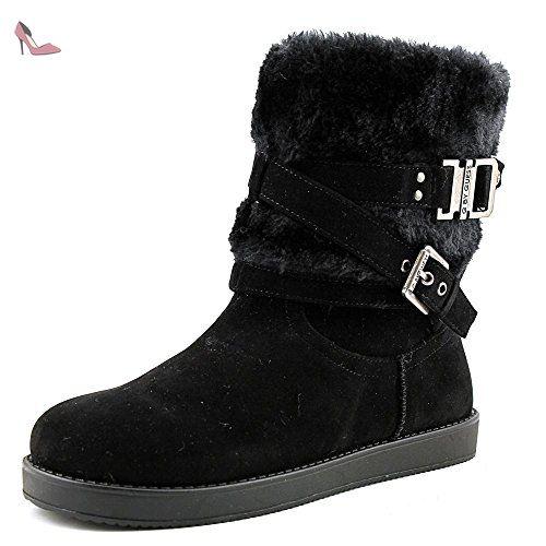 77c467c81a35 Azzie Noir Us Chaussures Botte G 7 Femmes Guess By Xt1qwaq D hiver rqzHr