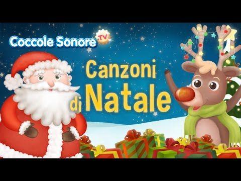 Alla Ricerca Della Stella Di Natale Youtube.Jingle Di Belhi Canzone Di Natale Per Bambini Santa Claus Music Christmas Song Jingle Bells Youtube Kids Songs Christmas Song Songs