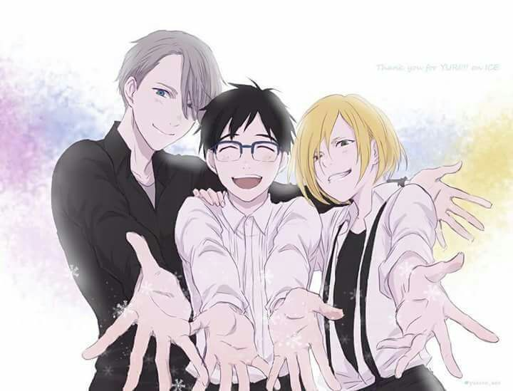 YOI Love Images 2 - Welcome again