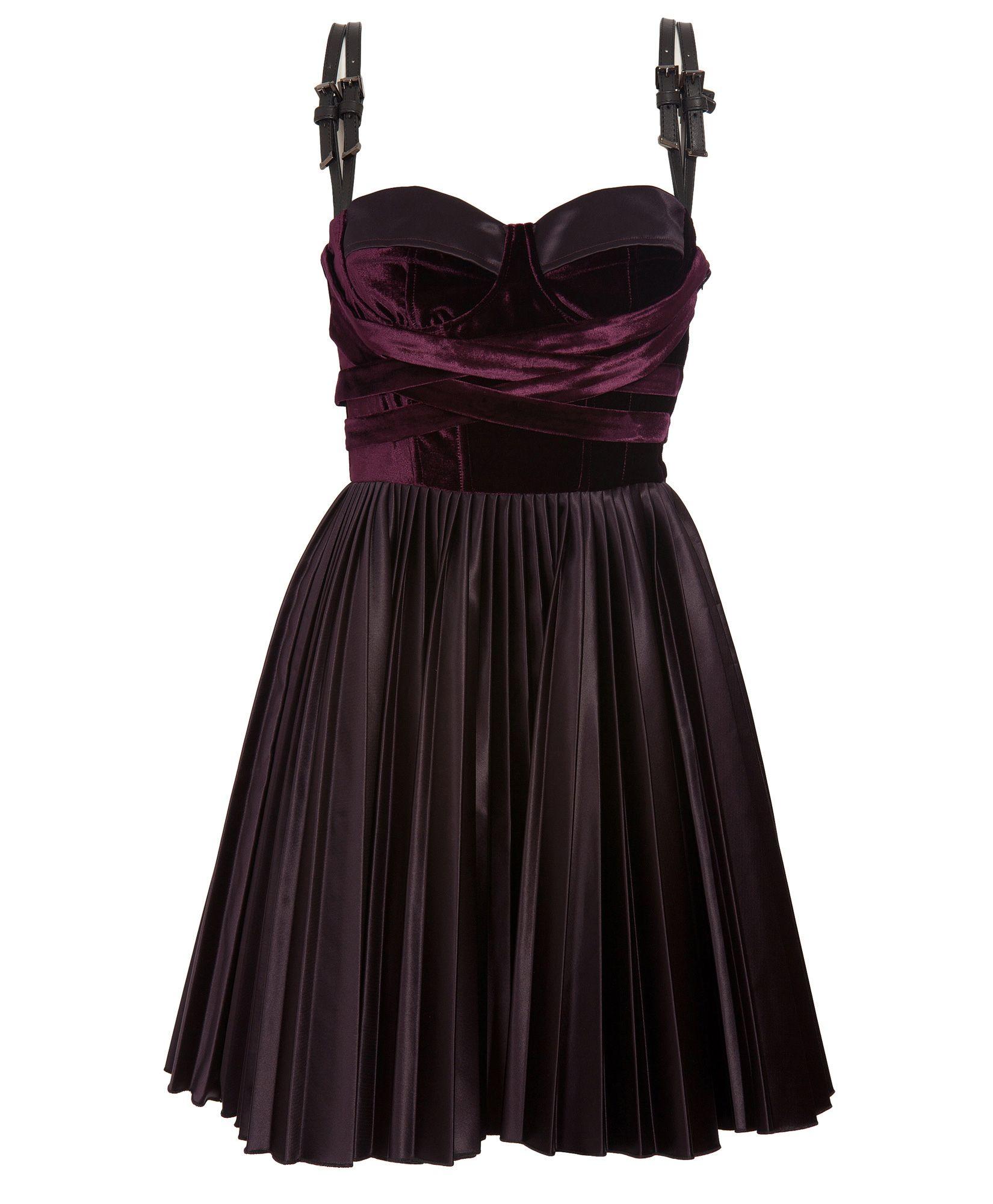 Best of the velvet dress pack by versus dream wardrobes leather