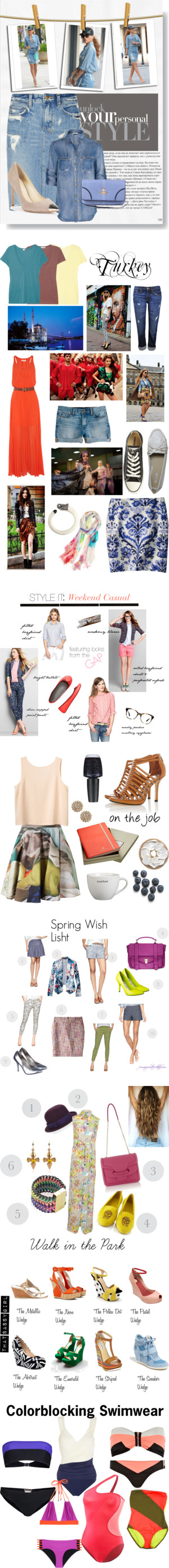 """""""Brilliant Blogger Sets of the Week"""" by polyvore on Polyvore"""