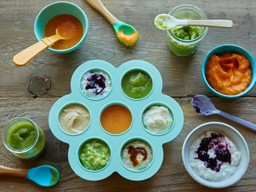 Homemade baby food recipes for 8 to 10 months | BabyCenter ...