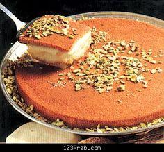 كنافة لبنانية بالجبن Ramadan Desserts Arabic Sweets Lebanese Desserts