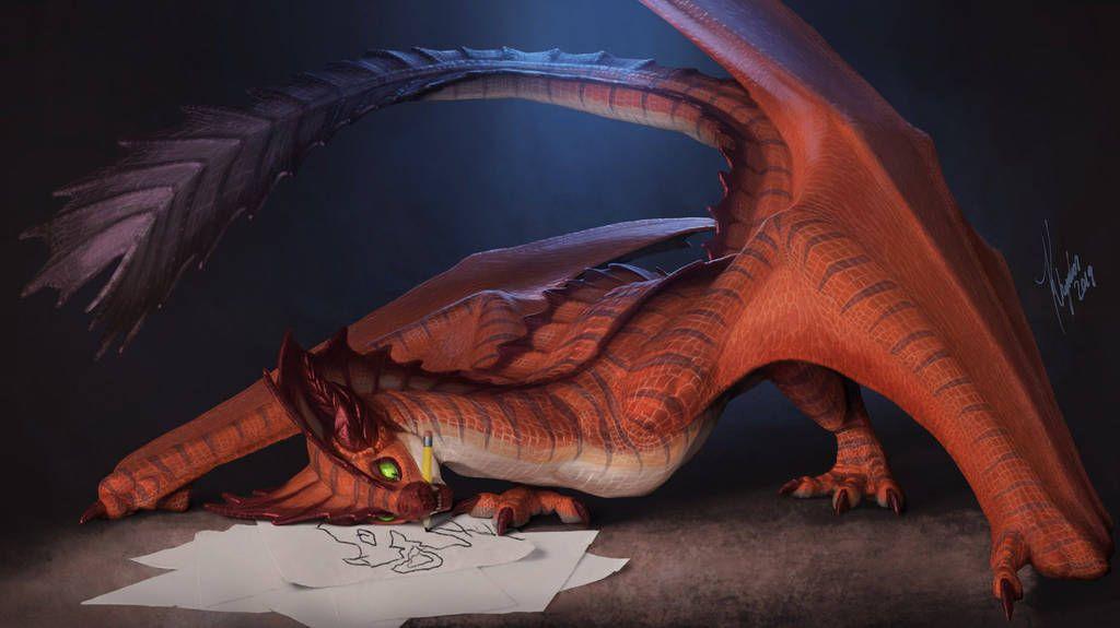 картинки необычный дракон процесс транспортировки