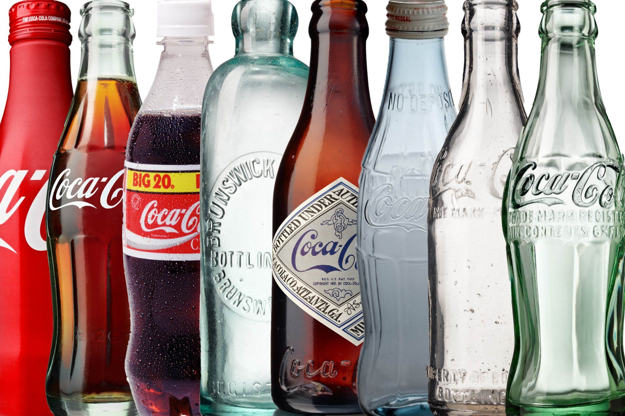 Sleek, ridged and much imitated in the drink's beginning, the Coke bottle became a patented classic in 1915. What makes it so distinctive, and loved?