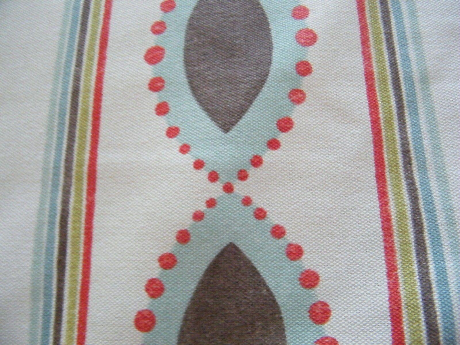 Nina Campbell Decorator Fabric Osborne Little Showboat