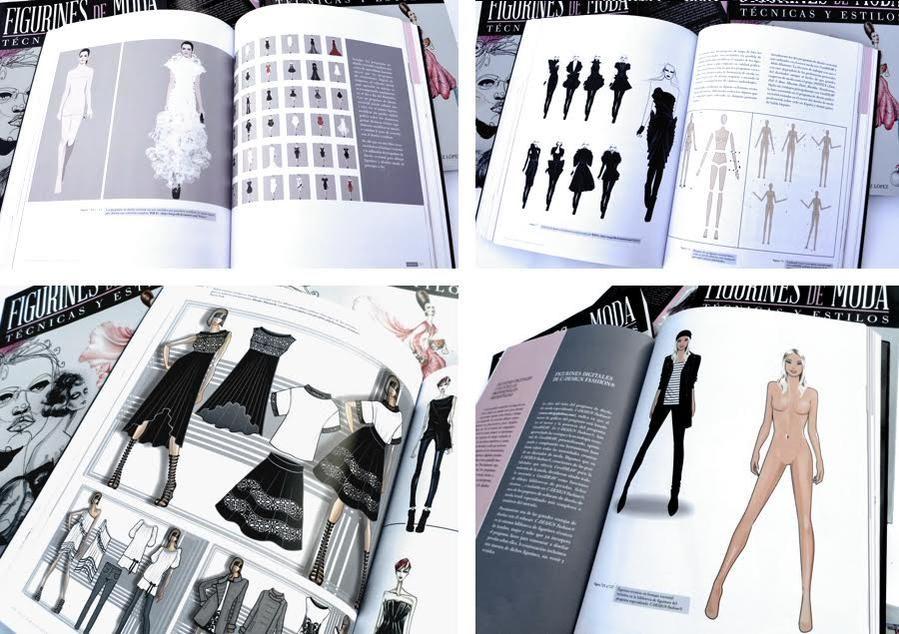 Figurines de Moda on   Figurines de moda, Libros de moda y