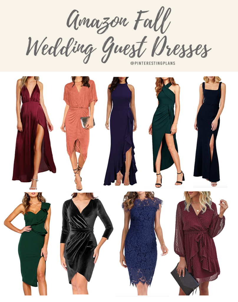 Best Dressed For Fall Wedding Amazon Fall Wedding Guest Dresses 2020 In 2021 Fall Wedding Guest Dress Wedding Guest Dress October Wedding Guest Dress [ 1024 x 808 Pixel ]
