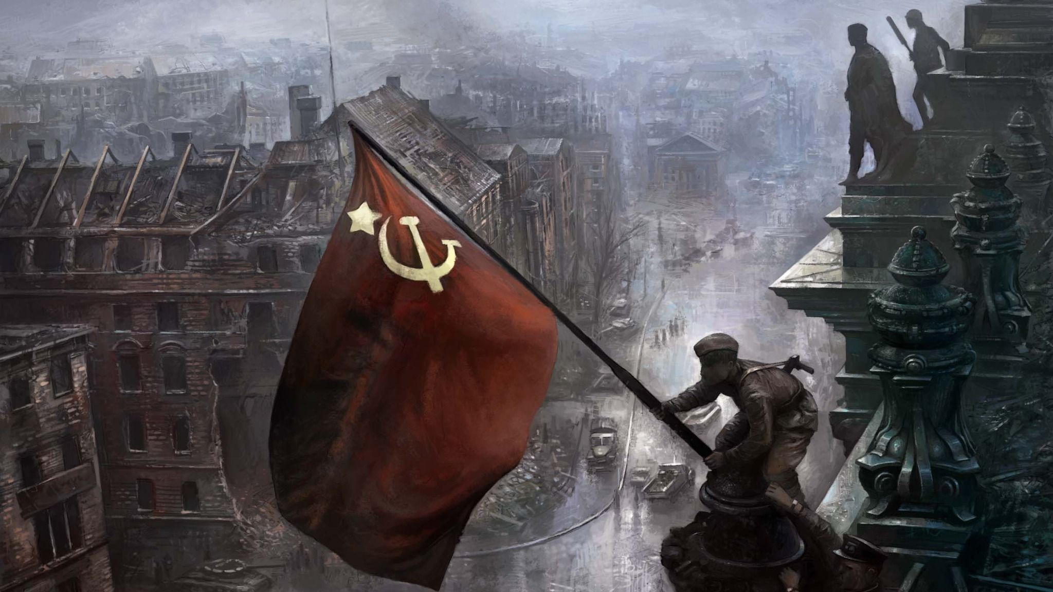 Ussr flag wallpaper soviet union w soviet union berlin - Ussr wallpaper ...