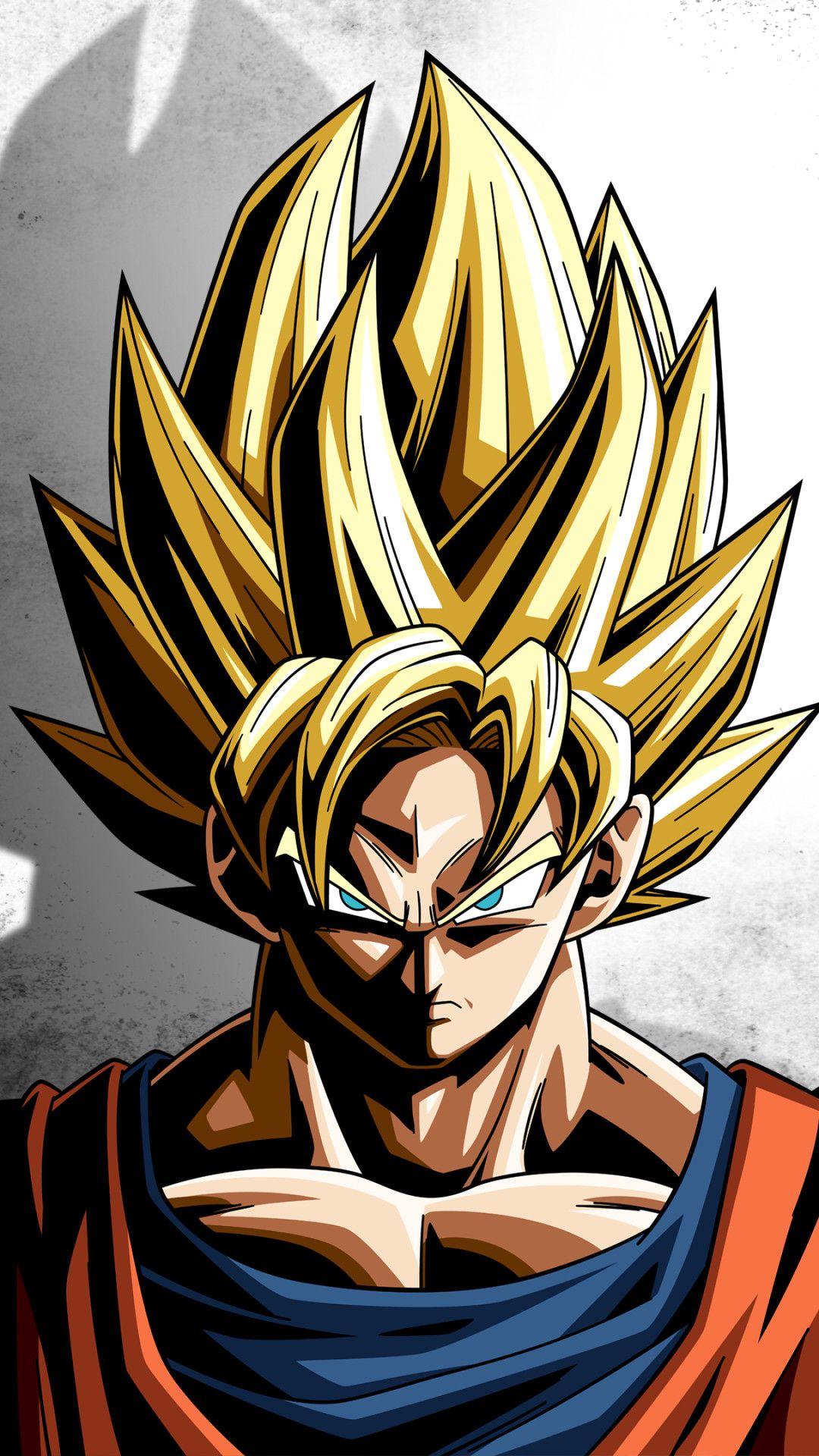 Dragon Ball Z Goku Wallpaper Iphone