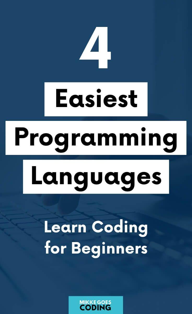 Erfahren Sie, wie Sie schneller codieren: Die einfachsten und beliebtesten Computerprogrammiersprachen für Anfänger