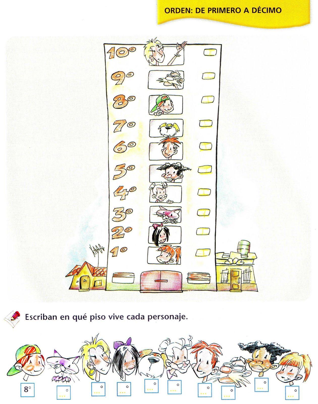 Worksheets Los Numeros En Espanol Worksheet aula sory naomeros ordinales ordinales