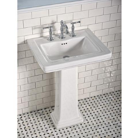 laton pedestal sink american standard product details 316. beautiful ideas. Home Design Ideas