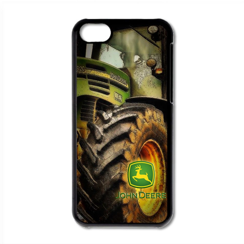 new styles ad939 8d35c New John Deere Tractor Print On Hard Case For iPhone 6s plus, iPhone ...