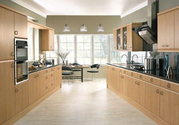 Forma Lancaster Oak Kitchen #oakkitchens #oak #forhome