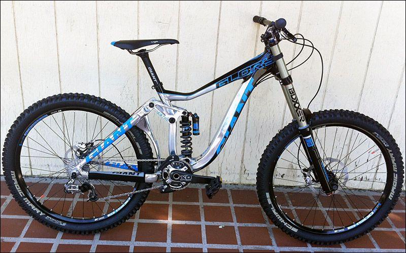 68295c8cbb3 2014 Giant Glory 0 downhill mountain bike #giantbikes #mtb | Hobbies ...