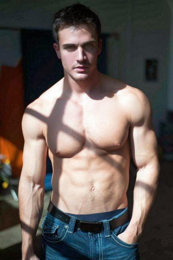 Hot male model names
