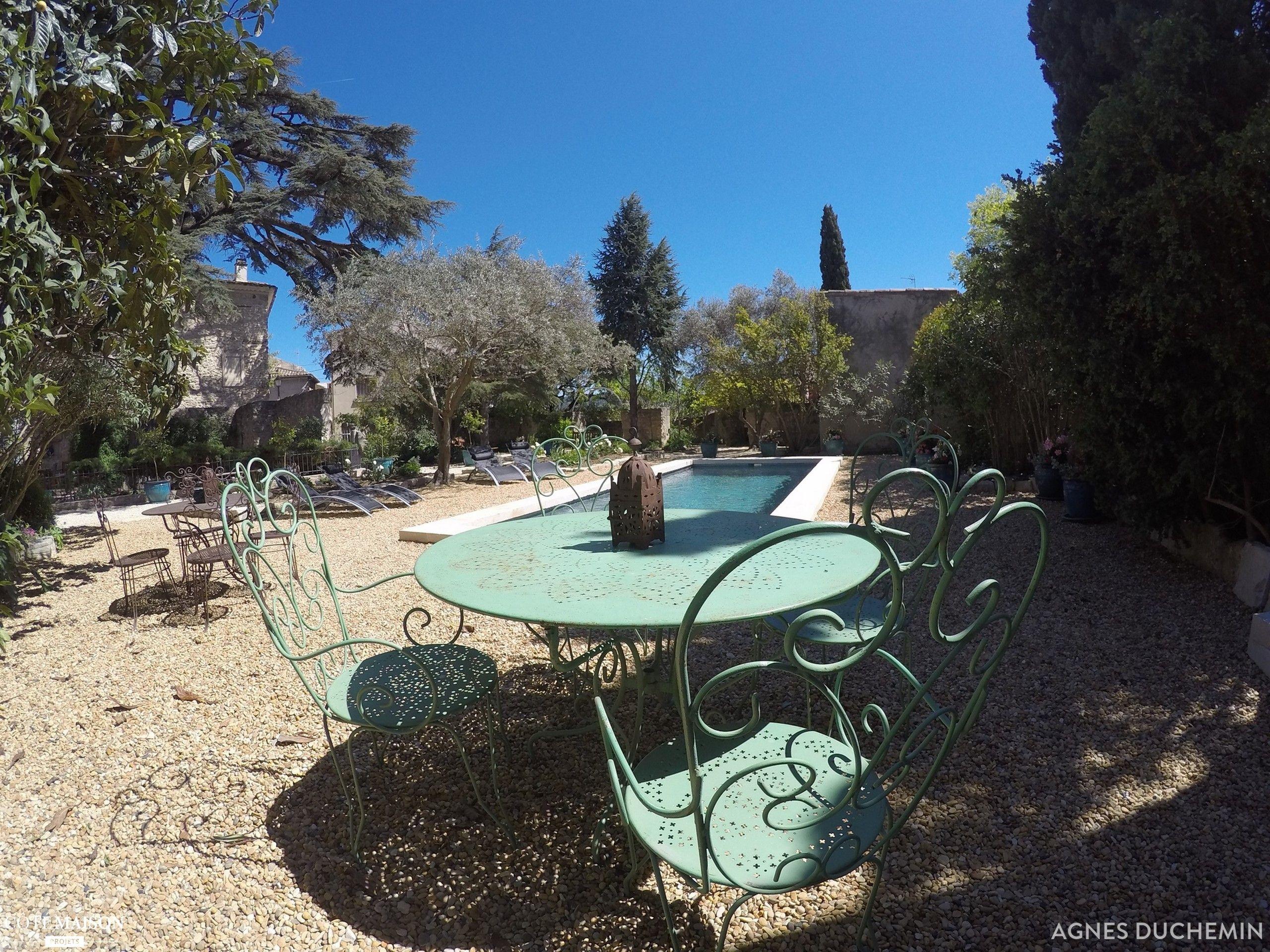 Le Jardin de Mazan, chambres d\'hôtes dans le Vaucluse, Le ...