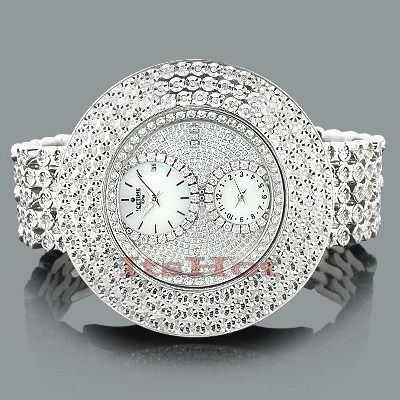hip hop watches ice time mens diamond watch 2 00ct diamond hip hop watches ice time mens diamond watch 2 00ct