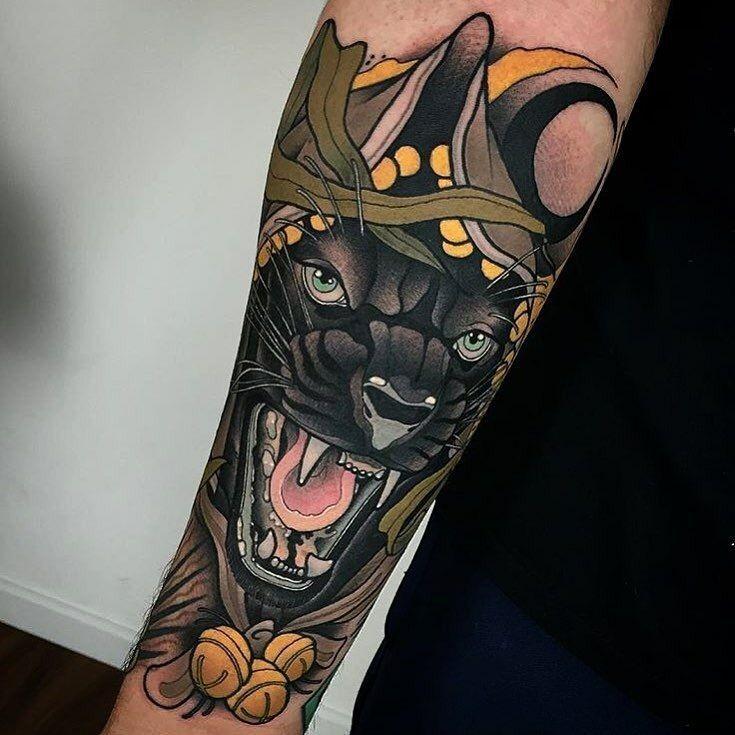 Tattoo de @didactattoo con material @barber_dts @barberdts.spain. Para citas / for bookingsinfo@goldstreetbcn.com