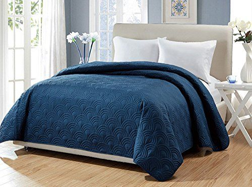 White Full//Queen Size PEACE NEST All Season White Down Comforter Baffle Box Construction Duvet Insert with Corner Ties 100/% Cotton 600 Fill Power