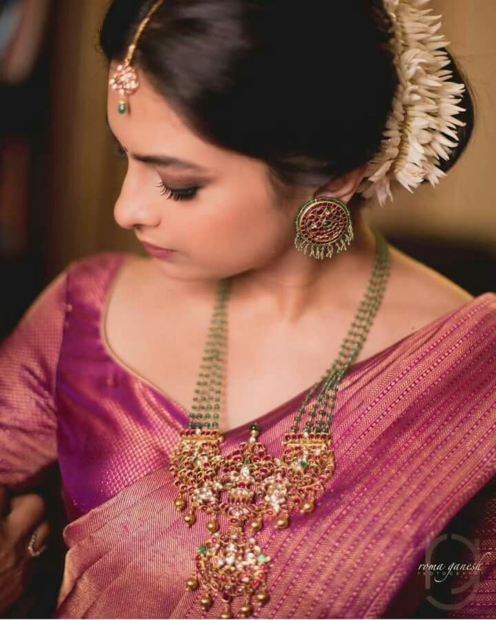 3bb2d4ce76292 Pin by Rashmitha Shetty on bridal | Indian wedding jewelry, Jewelry ...