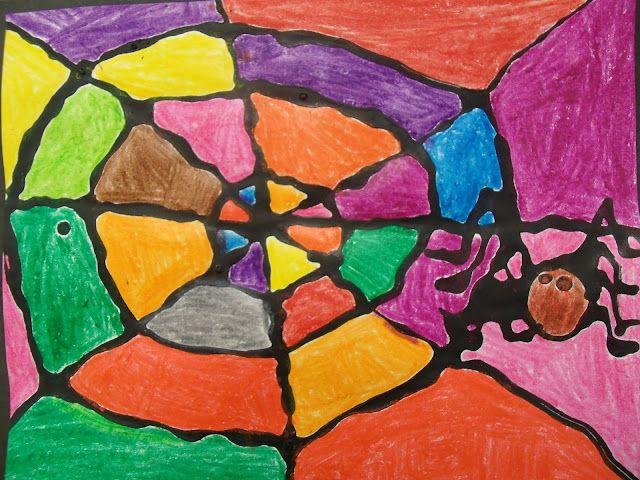 2nd Grade Smarty-Arties taught by the Groovy Grandma!: Spider pictures