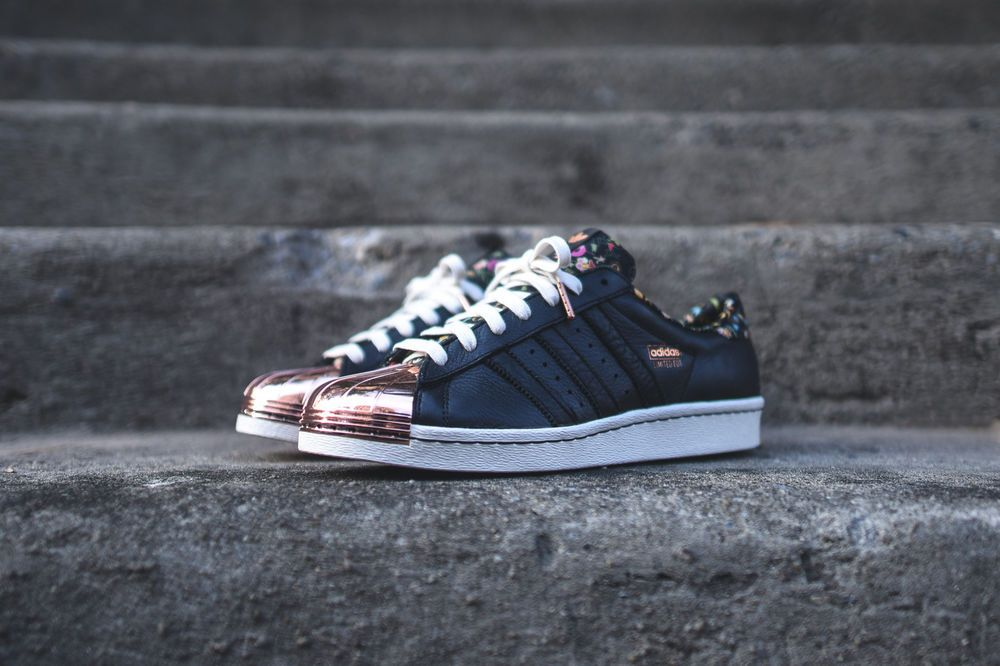 5f7f6f66abcf adidas Consortium x Limited Edition Superstar 80V Rose Gold Stan Smith  Yeezy in Clothing