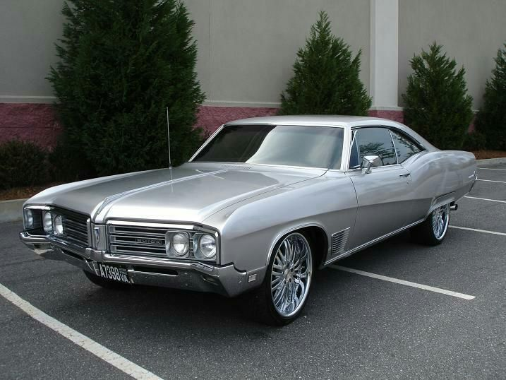 1968 buick wildcat muscle car travel back in time. Black Bedroom Furniture Sets. Home Design Ideas