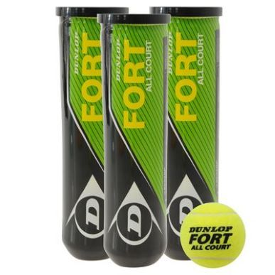 Dunlop Fort All Court Tennis Balls With Images Tennis Balls Tennis Equipment Dunlop