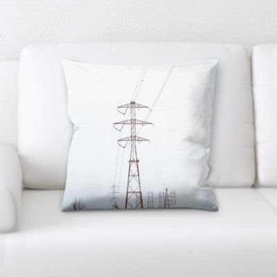 Ebern Designs Langston (16) Throw Pillow