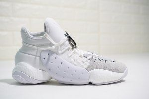 f02bfc7d87720 Mens Adidas Y-3 James Harden Byw Bball White B43876 Running Shoes James  Harden