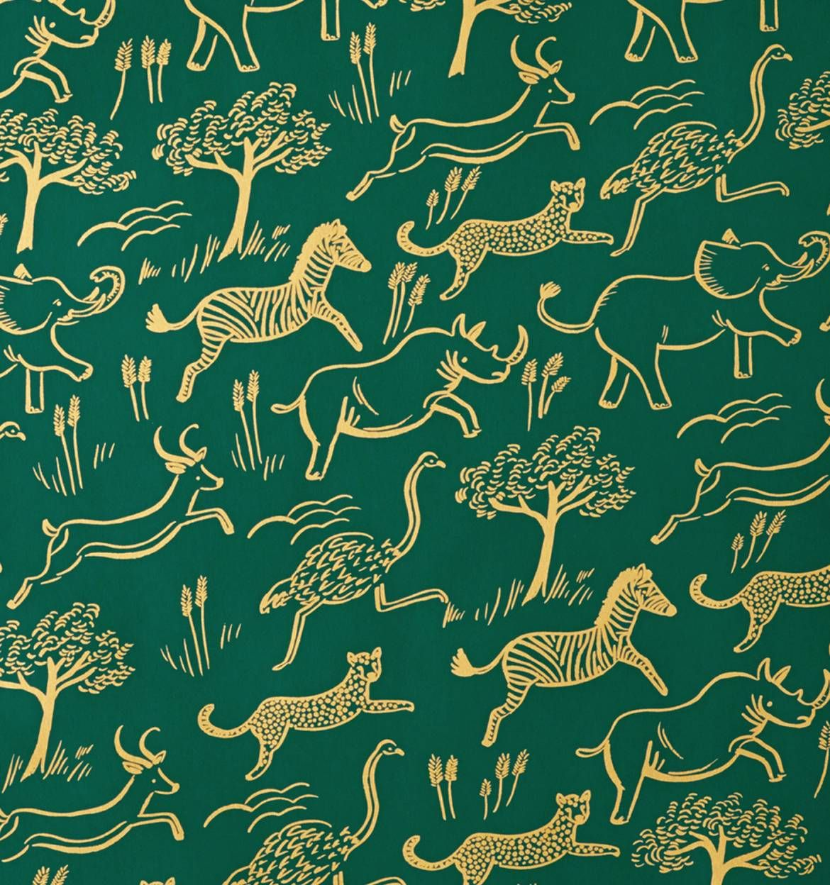 Safari Hunter Wallpaper