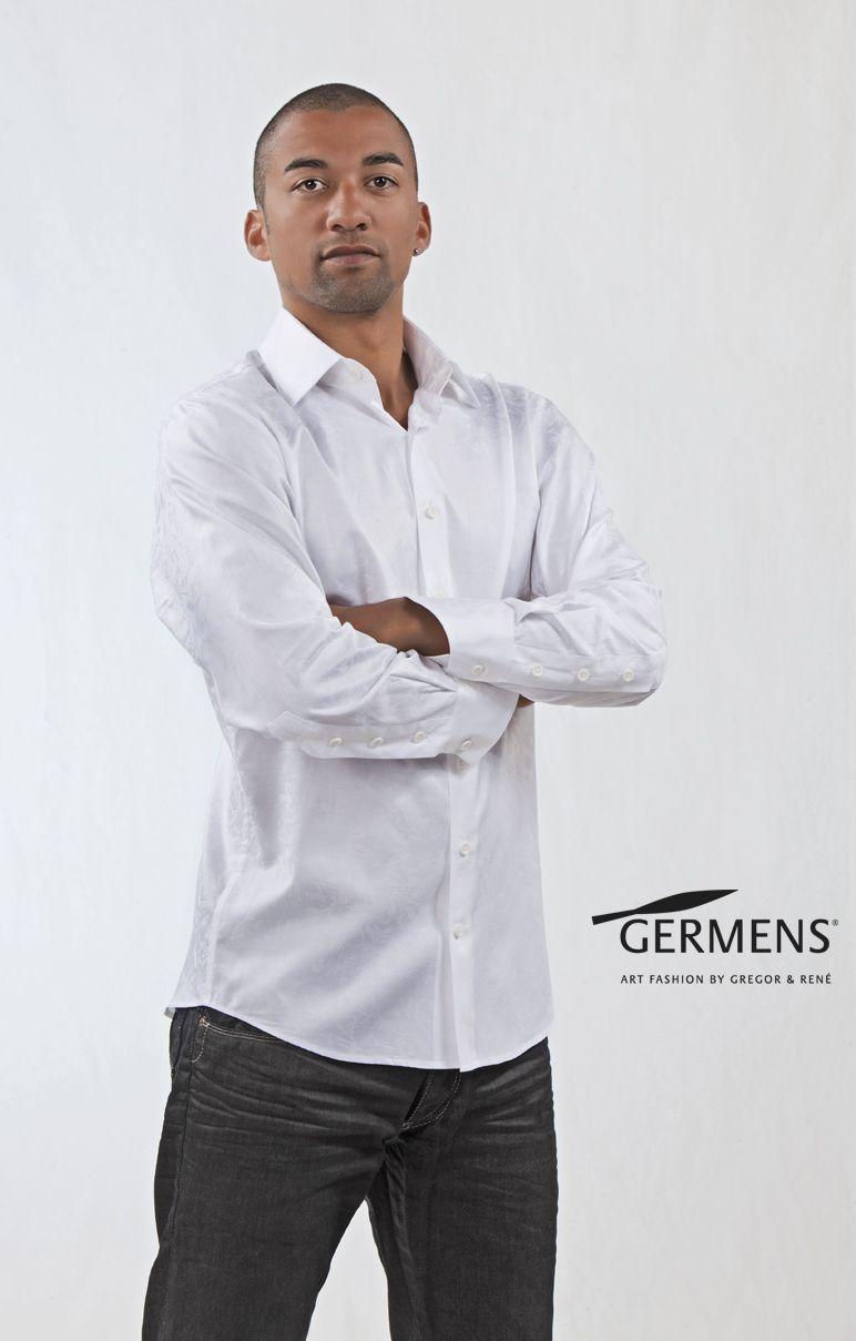Robin Szolkowy GERMENS Mens shirt »WHITE KIK« © GERMENS