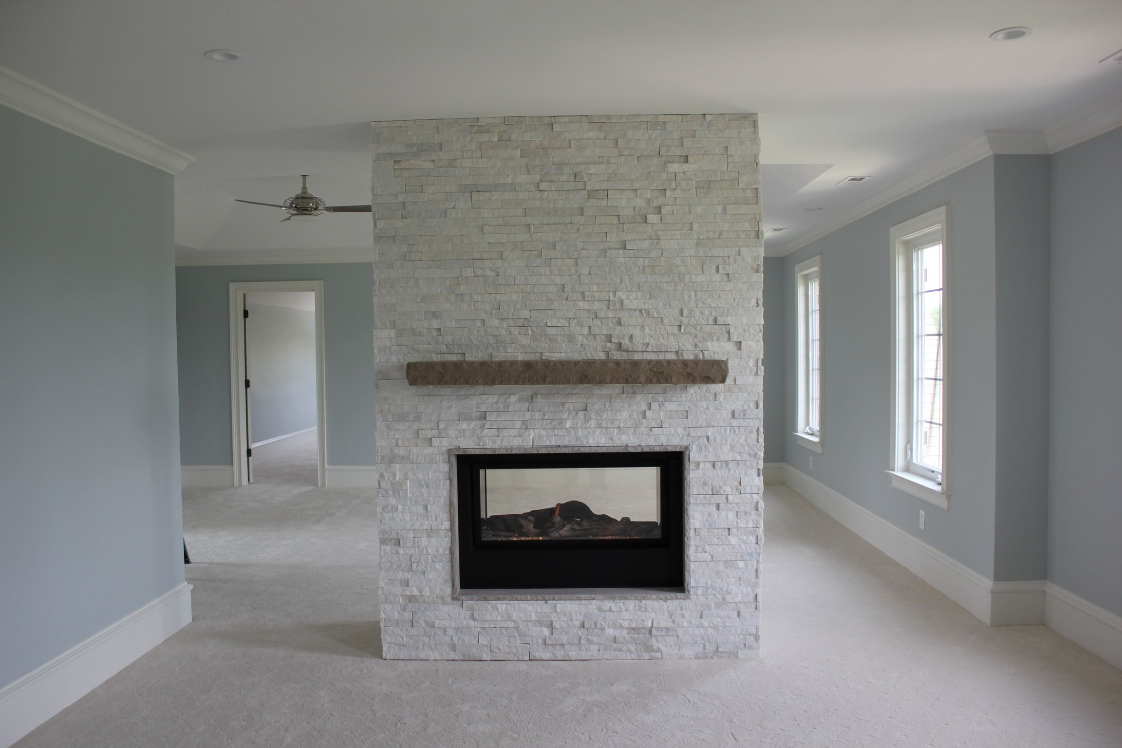 Marquis Collection By Kingsman Fireplace See Thru