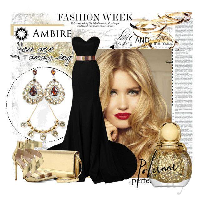 """Ambire Jewellery #1"" by sanela-trebinjac ❤ liked on Polyvore featuring moda, Michael Kors, ALDO, Elegant, jewellery, goldjewelry y ambire"