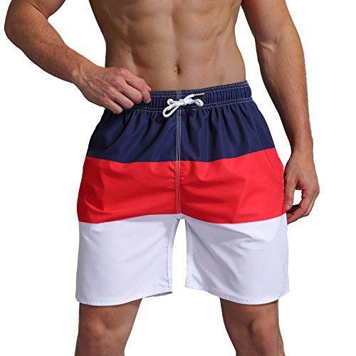 38867d6e6a Milankerr Men's Swim Trunk Beach Shorts | Men Fashion - So HOT ...