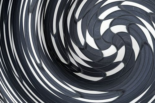 Abstract Photography Art Black White Swirl 72153