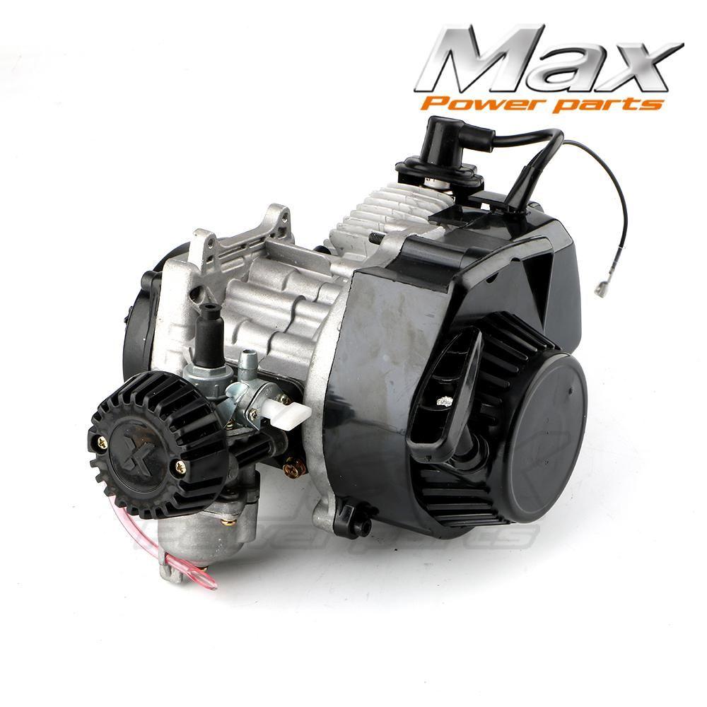 TC-Motor 43cc 47cc 49cc Minimoto Gas Petrol Fuel Tank For 2 Stroke Chinese Mini Moto Kids Baby Dirt Pit Bike