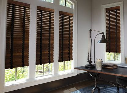 2 Inch Levolor Premium Real Wood Blinds Thumbnail American