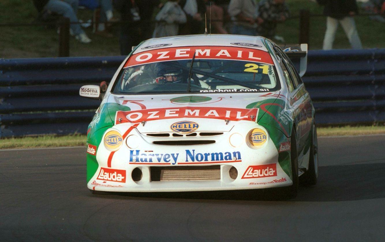 2001 Ford Falcon V8 Supercar: BJR - Brad Jones 2001