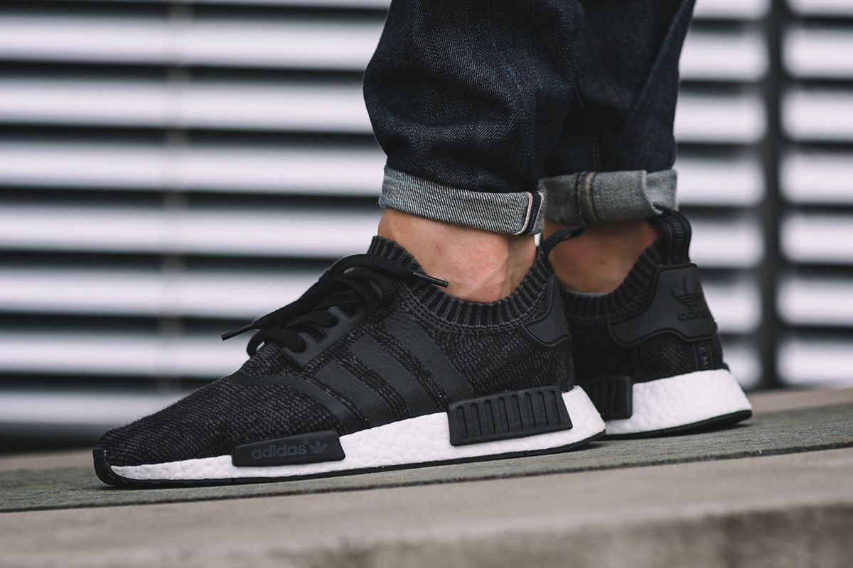 cheap for discount 3d415 f0ced adidas NMD R1 Primeknit Winter Wool Pack adidas NMD R1 Primeknit Winter  Wool Core Black eukicks