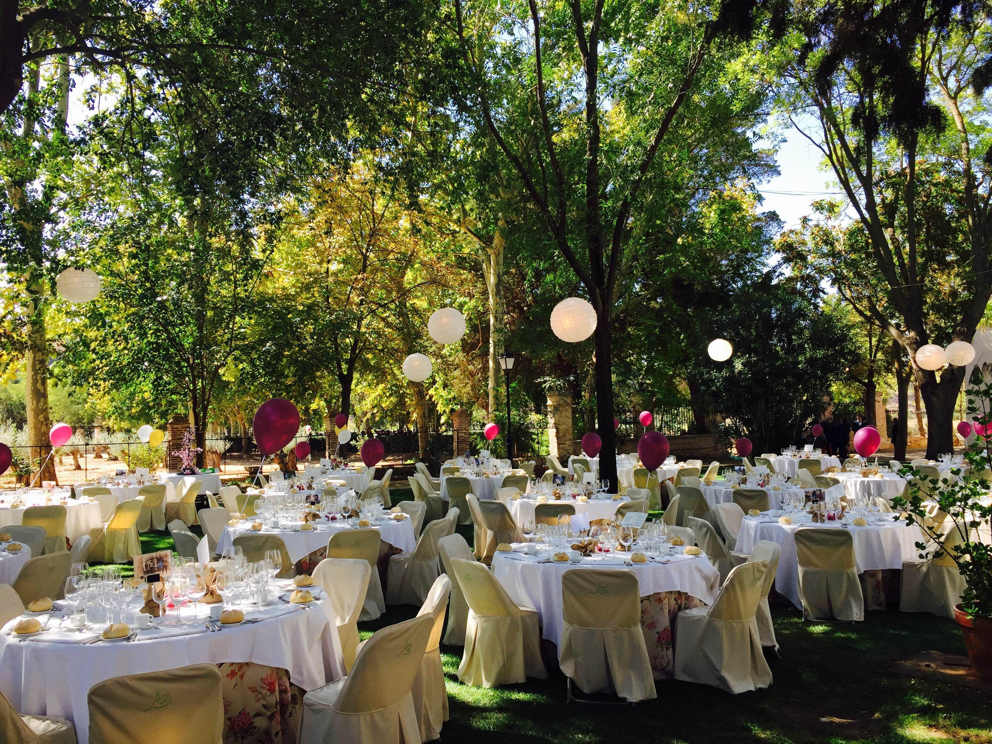 M s de ideas incre bles sobre Alimentos de boda al aire libre