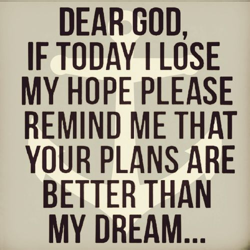 God is with me!!!