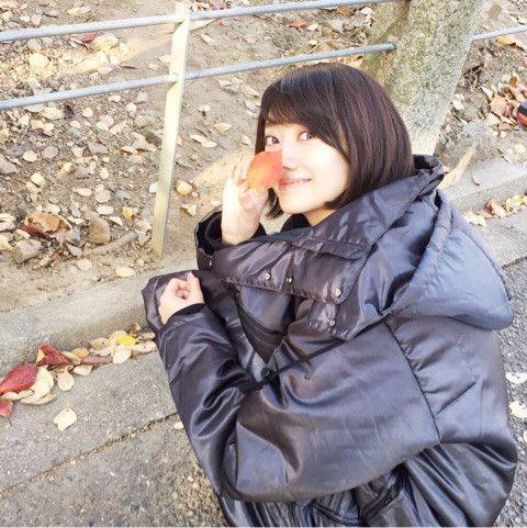 あかくなり。 の画像|波瑠オフィシャルブログ「Haru's official blog」Powered by Ameba
