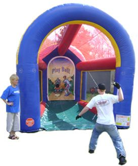 Speed Pitch Moonwalk Rentals Inflatable Rentals Bounce House Rentals